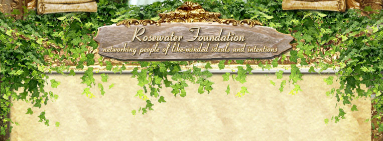 Rosewater Foundation Logo